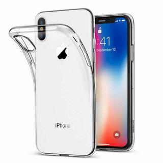 Funda iPhone 6 6S 7 8 PLUS X XS MAX XR Transparent