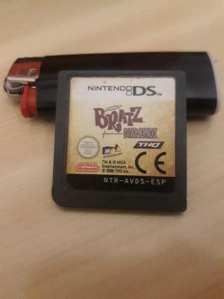 """Juego Nintendo DS """"Bratz Diamondz THQ"""""""
