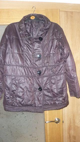 chaqueta mujer M, L, 50 HOMBROS 56 PECHO 79 LARGO