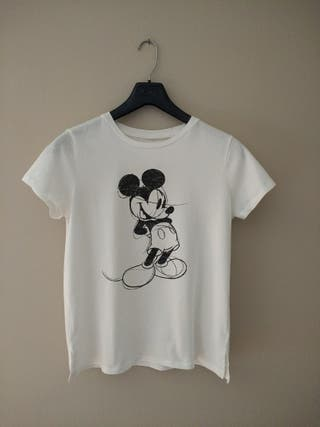 Camiseta Mickey Mouse H&M