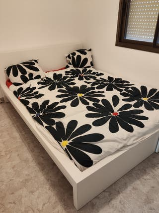 Cama Matrimonio Ikea
