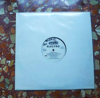 VINILO LP STREETSOUNDS ELECTRO 1.