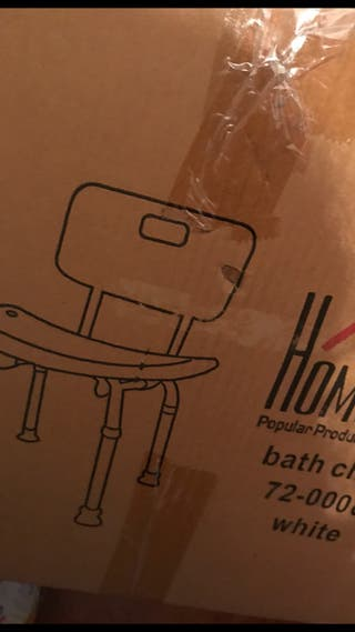 Silla para bañera/ducha