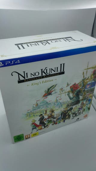 Ni No Kuni Kings Edition PS4 NUEVO