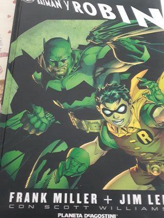 Batman y Robin