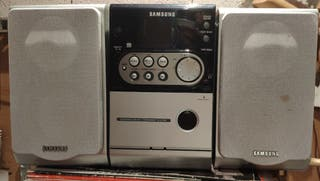 Minicadena Samsung