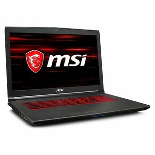 portatil gaming msi I7 1050GTX 17,3 pulgadas