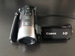 Canon Legria HF200 video camera