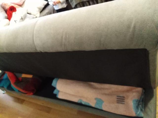 ganga sofá cama de diseño