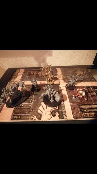 Miniaturas Warhammer Age of Sigmar