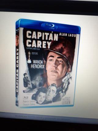 bluray.Capitan Carey nueva