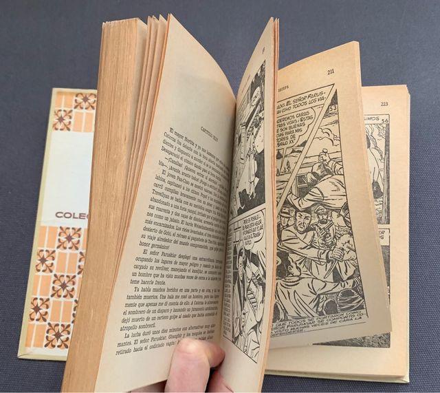 3 novelas por 1€!
