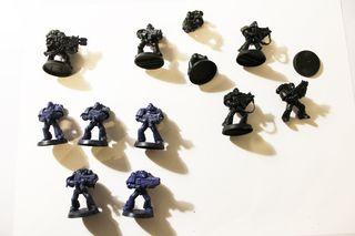 warhammer : 11 marines especiales