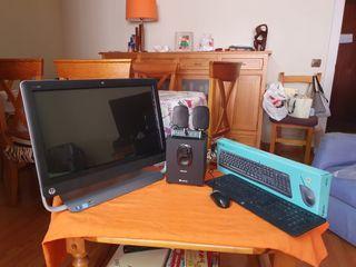 HP TOUCHSMART 520 PC