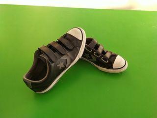 Zapatillas Converse niño núm 34