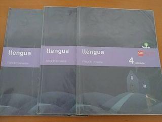 Libros 4 (cuarto) valenciano de SM