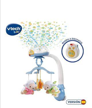 proyector móvil bebe vtech