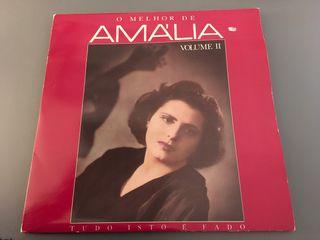 Vinilo Doble LP Amalia Rodríguez - O melhor