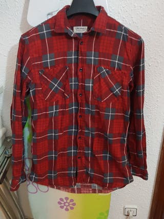 camisa chico Jack and Jones talla S