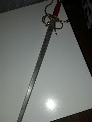 espada para cumpleaños
