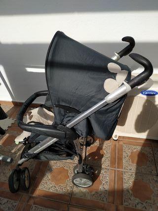 Carrito de paseo de bebé