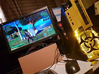 PC Gaming i5 3.6GHz SSD 240GB 8GB RAM GTX 750