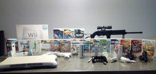Consola Wii + Wii Board