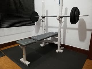 Banco Musculacion / Rack / Press Banca