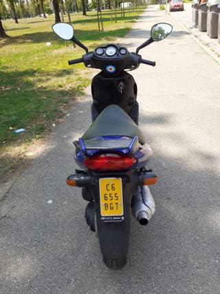 Ciclomotor Suzuki Katana 49cc