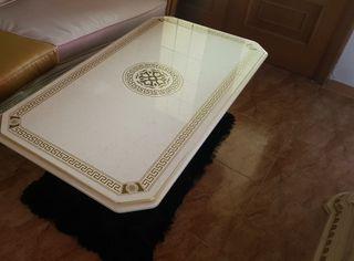 Salón completo mueble italiano estilo Versace