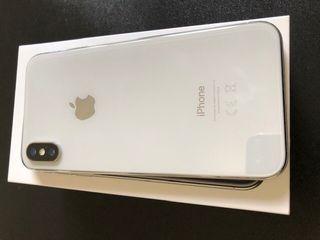 IPhone X 64Gb con garantía