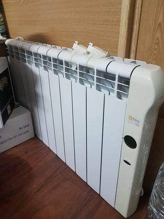 radiador electrico rointe calor azul clase C