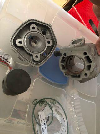 Metrakit sp para Yamaha Aerox