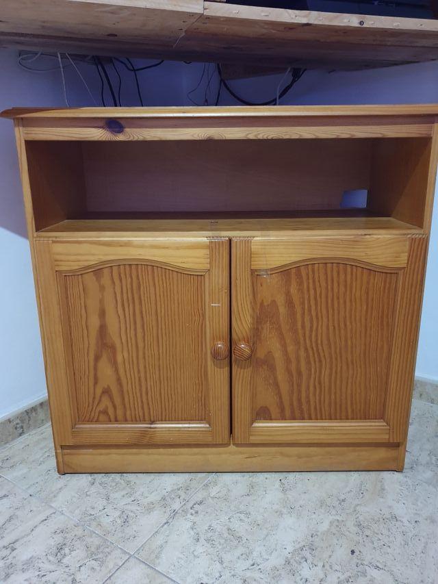 comedor madera de pino(precio negociable)