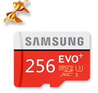 Samsung Micro SD Card 256GB SDXC UHS - U3 Memory