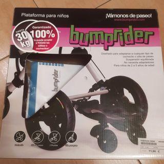 Plataforma niños para carritos (patín)