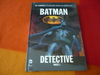 BATMAN DETECTIVE PARTE 1 DC NOVELAS GRAFICAS 35