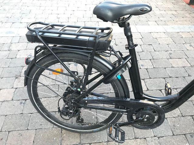 Bicicleta Eléctrica negociable