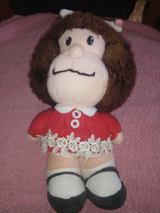 Muñeca Mafalda antigua