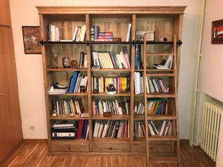 Mueble- Librería de Madera