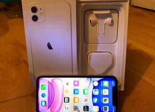 iPhone 11 128GB White, unlocked