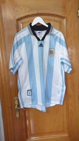 Camiseta vintage original Argentina