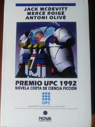 Premio UPC 1992 de novela corta de ciencia ficción