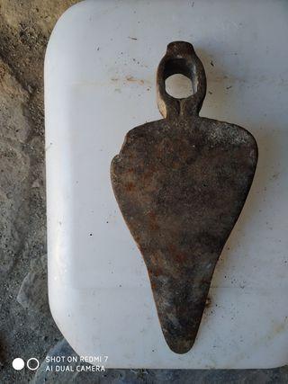 herramienta de campo antigua