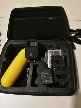 GoPro Hero 3 + wifi kit