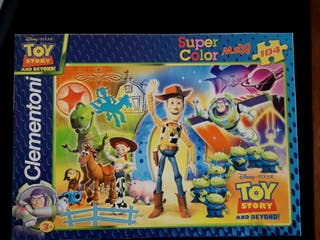 Juego Maxi Puzzle Toy Story. Disney Clementoni
