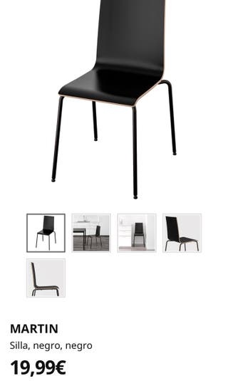 Silla IKEA Martin