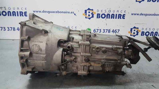 CAJA DE CAMBIOS BMW SERIE 1 2.0DIESEL 163CV