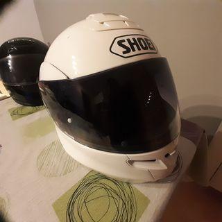 casco modular Shoei