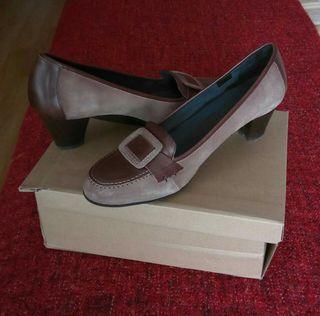 zapatos piel Pepe Varó